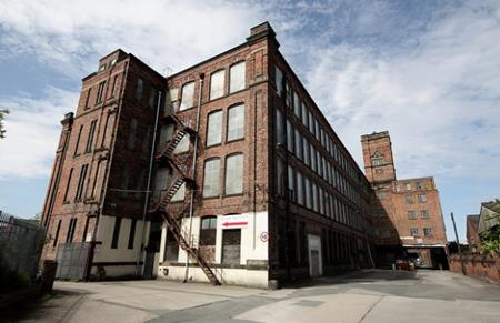 Image of Eckersley Mill Complex - Mill 3<br />Swan Meadow Road<br />Wigan