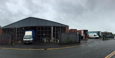 Image of Warehouse Unit<br />Pickup Street<br />Wigan