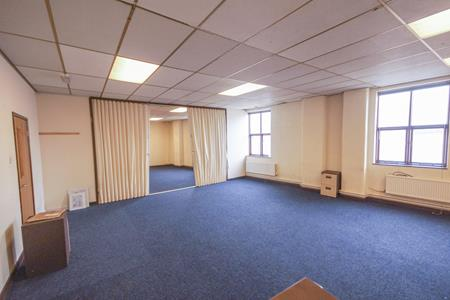 Image of 2nd Floor Drapers Building<br />Rowbottom Square<br />Wigan