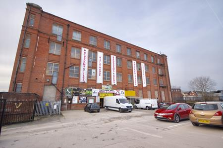 Image of Victoria Mill<br />Bolton Road<br />Atherton<br />Manchester