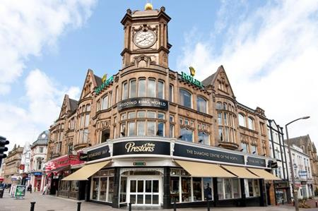 Image of Former Prestons Of Bolton<br />2 Deansgate<br />Bolton